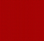 Seamless knitted background Stock Photos