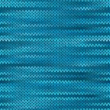 Seamless Knitted Melange Pattern Stock Image