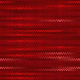 Seamless Knitted Melange Pattern Royalty Free Stock Photography