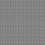 Seamless knitted pattern. Vector background Royalty Free Stock Photo