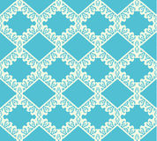 Seamless knitted pattern. vector illustration. Stock Photo