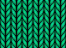 Seamless knitted pattern. Knitted woolen fabric pattern. Gradient Mesh. EPS10 Royalty Free Stock Images