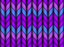 Seamless knitted pattern. Knitted woolen fabric pattern. Gradient Mesh. EPS10 Royalty Free Stock Photography