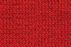 Seamless knitted texture Royalty Free Stock Images
