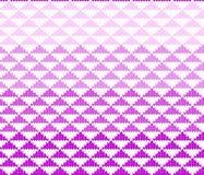 Seamless knitting triangle pattern Royalty Free Stock Image