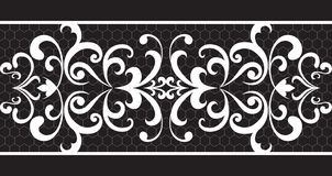 Seamless lace Royalty Free Stock Photos