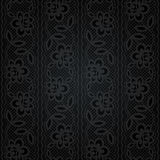 Seamless lace. Abstract floral pattern Royalty Free Stock Images