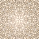 Seamless lace background Stock Photos