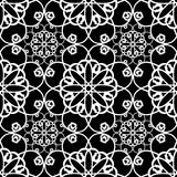 Seamless lace background Royalty Free Stock Images