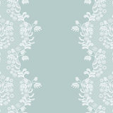 Seamless lace border. Invitation card. Royalty Free Stock Images
