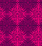 Seamless  lace decorative pattern with lace effect. Seamless lace wall paper pattern. half drop layout, floral ornaments Stock Images