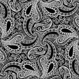 Seamless lace pattern Stock Images