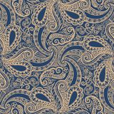Seamless lace pattern Stock Photography