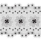 Seamless lace pattern Royalty Free Stock Photos