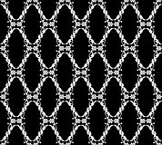 Seamless lace pattern Stock Photos