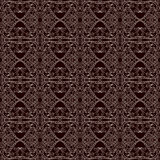 Seamless lace pattern Royalty Free Stock Image