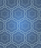 Seamless lace pattern. Stock Photo