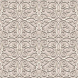 Seamless lace pattern Royalty Free Stock Photo