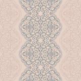 Seamless lace Stock Image