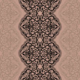 Seamless lace Royalty Free Stock Photography