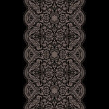 Seamless lace Stock Images