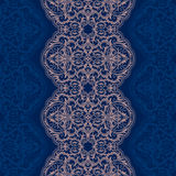 Seamless lace Royalty Free Stock Images