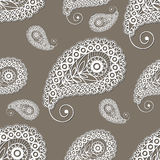 Seamless lace pattern 15 Royalty Free Stock Photos