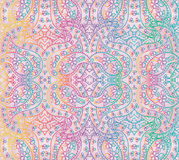 Seamless lace pattern, vector illustration Royalty Free Stock Photography