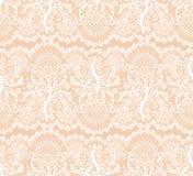 Seamless lace patterns Stock Image