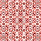 Seamless lace romantic pattern om white. Background Royalty Free Stock Photo