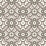 Seamless lace texture Stock Image