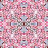Seamless laced decorative  pattern Royalty Free Stock Image