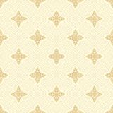 Seamless laced pattern Stock Photos
