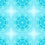 Seamless laced pattern in arabic style Stock Image