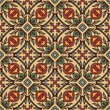 Seamless laced pattern in arabic style Stock Photography