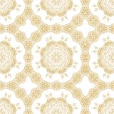 Seamless laced pattern Royalty Free Stock Photo