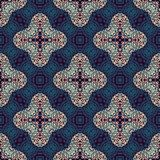 Seamless laced pattern Royalty Free Stock Photography