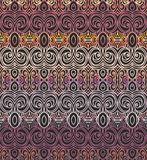 Seamless laced  pattern Stock Photo