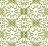 Seamless lacing pattern Royalty Free Stock Photos
