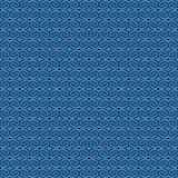 Seamless lacy 3D wall-paper, with  abstract pattern, blue. Beautiful background, basis for design Stock Photography