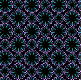 Seamless lacy pattern. Stock Photography