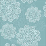 Seamless lacy pattern Royalty Free Stock Photography