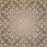 Seamless lacy pattern Royalty Free Stock Photo