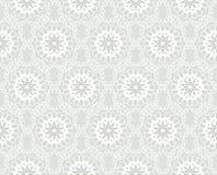 Seamless lacy pattern Stock Photo