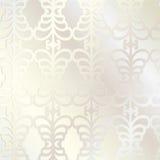 Seamless leaf pattern Stock Image