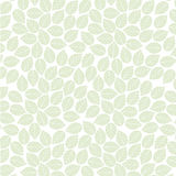 A seamless leaf pattern Royalty Free Stock Photo