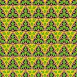 Seamless leaf pattern Royalty Free Stock Photo