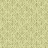 Seamless leaf pattern Royalty Free Stock Photography