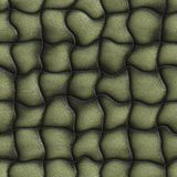 Seamless Leather Background Royalty Free Stock Image