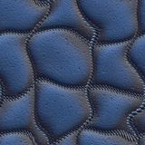 Seamless Leather Background. Seamless background leather upholstery, it can be used as texture Royalty Free Stock Images